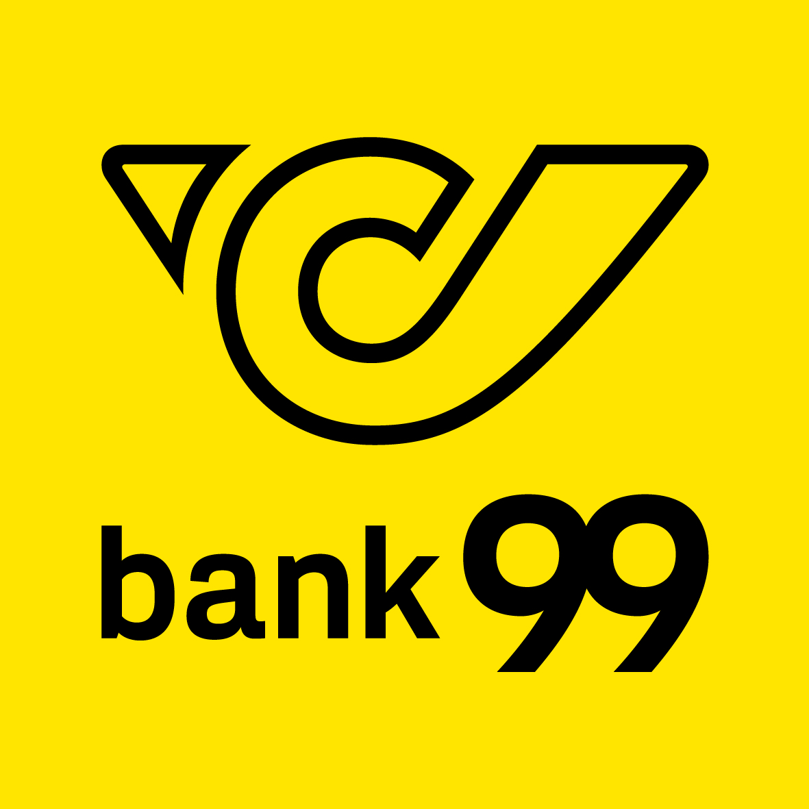 Logo Post bank99 PP CMYK RZ