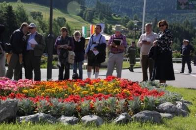 Entente Florale Jury Bewertung